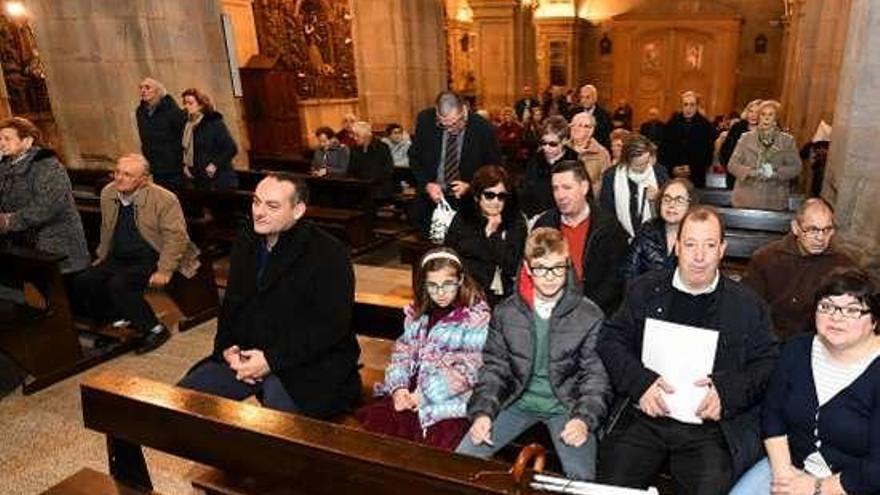 La ONCE celebra el día de su patrona Santa Lucía