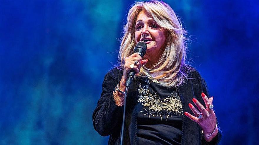 Bonnie Tyler sobrevive a los 80