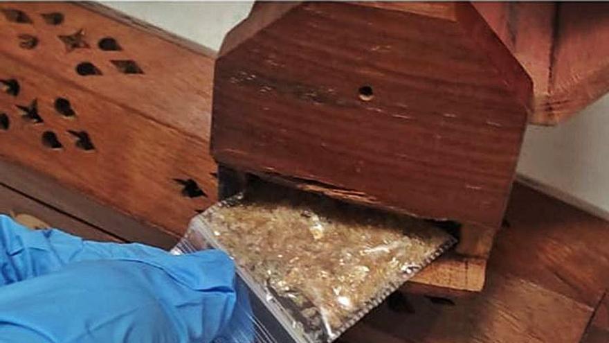 Detenido en Monóvar con una droga como la que usó Nacho Vidal en un rito mortal