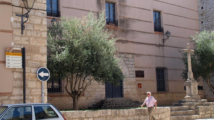 Primer aula en cuarentena del curso en Zamora