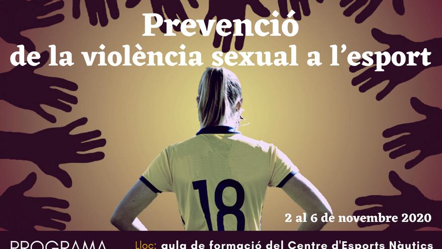 Curso de prevención de la violencia sexual en el deporte: 6 de noviembre