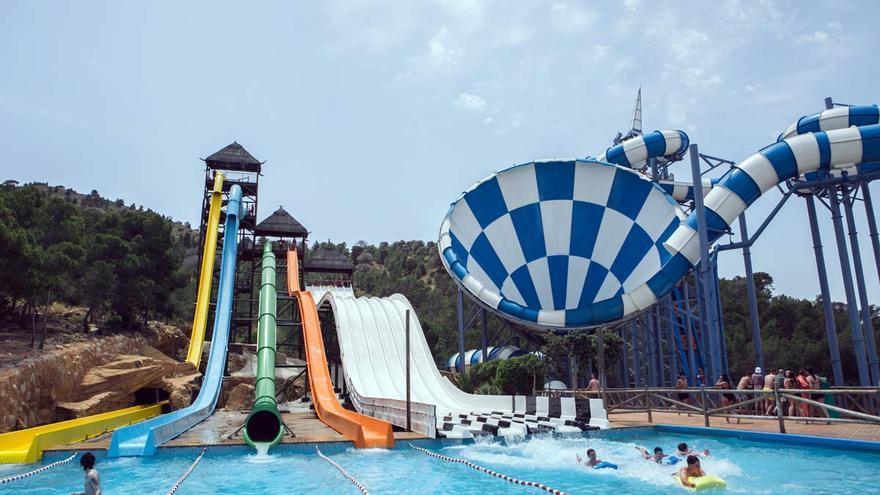 Los parques acuáticos más divertidos de la Comunitat Valenciana