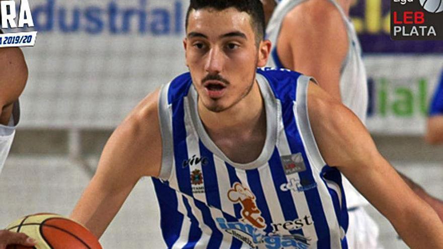 Dani Stefanuto, proyección para el CB Zamora