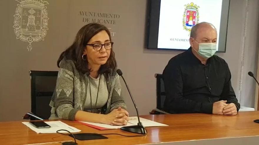 El bipartito alicantino presiona al Gobierno para que libere las ayudas a los ayuntamientos