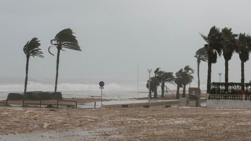 El Mediterráneo sufrirá a finales de siglo ciclones similares a huracanes