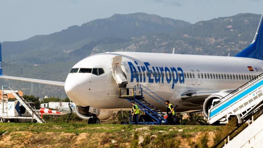 Air Europa pondrá en marcha un ERTE por el coronavirus