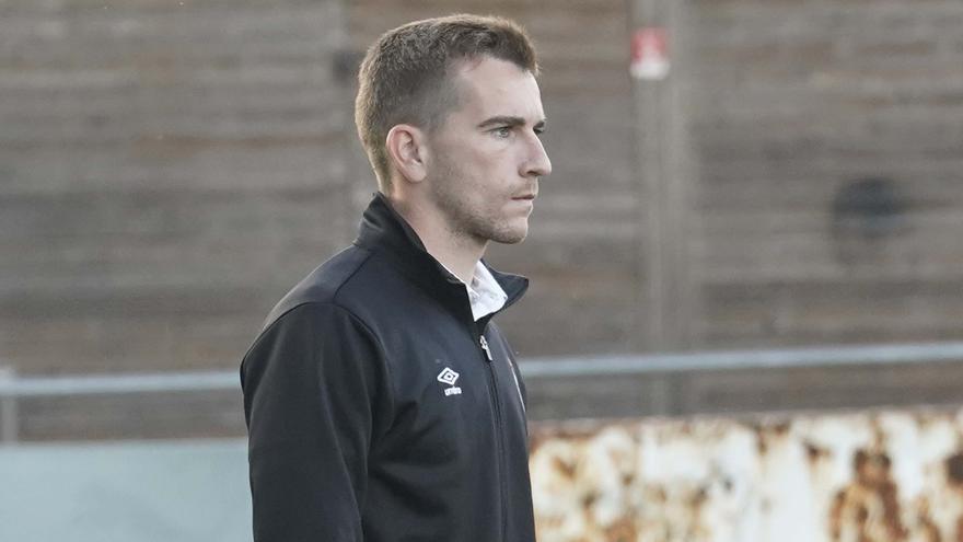 Albert Carbó, nou entrenador de l'Olot