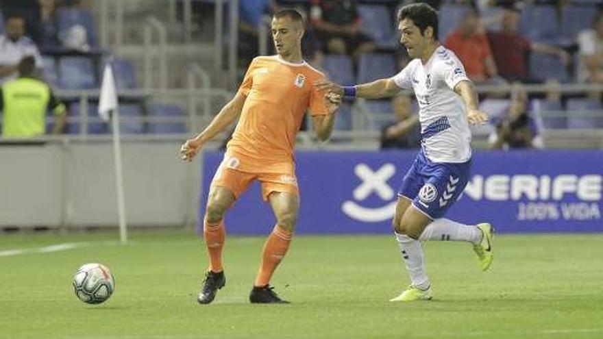 El Cádiz se interesa en el fichaje del exjugador azul Aitor Sanz