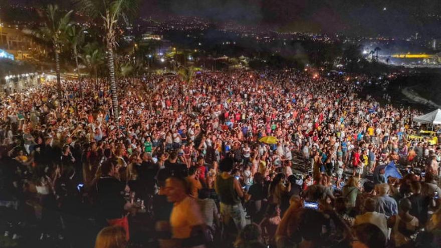 Marco González felicita a la ciudadanía del Puerto de la Cruz por su civismo durante las Fiestas de San Juan