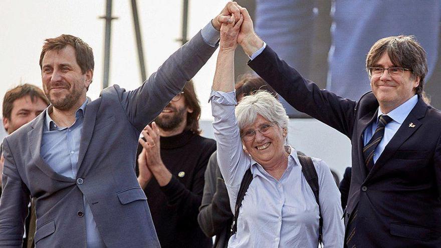 EU-Parlament hebt die Immunität von Carles Puigdemont auf