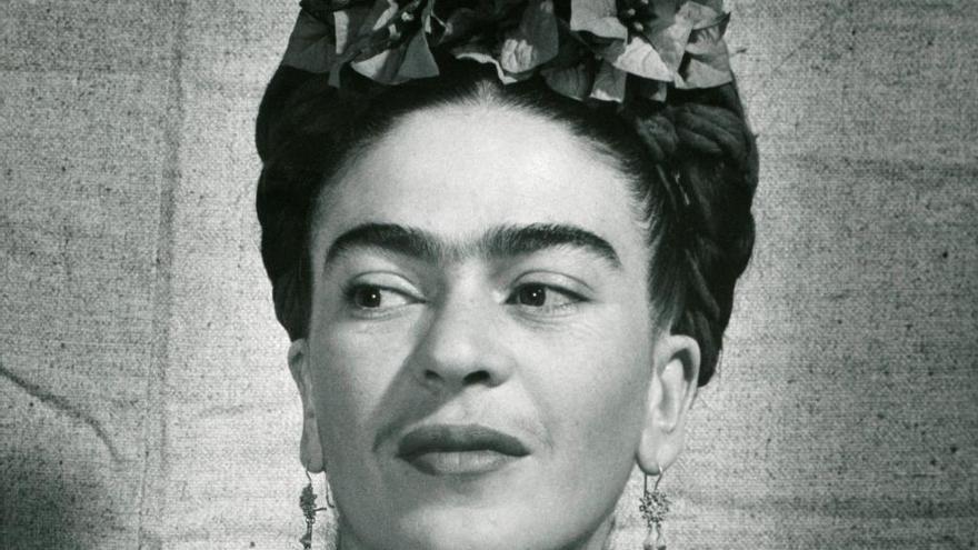 México recupera la voz de Frida Kahlo