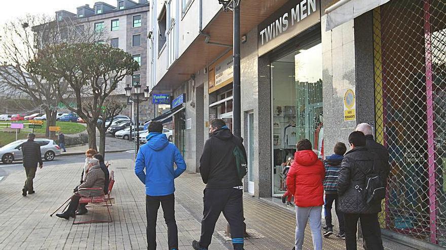 Solo hay 17 municipios en Ourense que tienen más afiliados que pensionistas