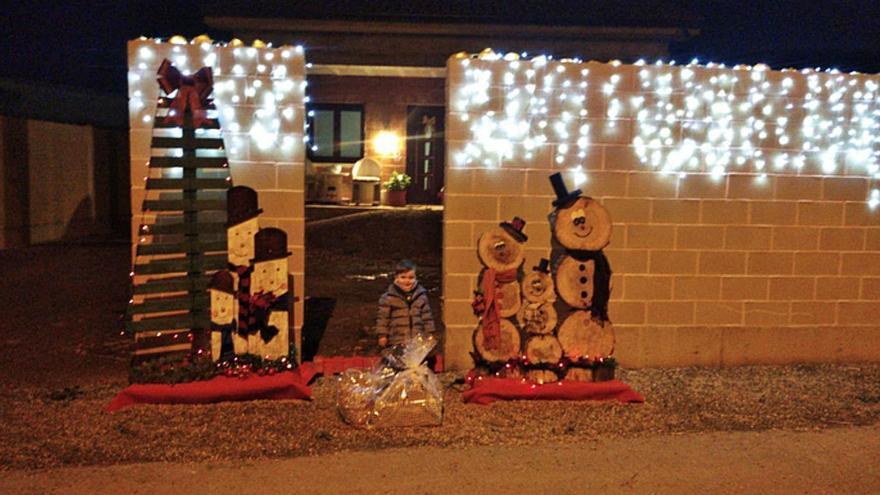 Benavente y Los Valles: luces navideñas que dan vida