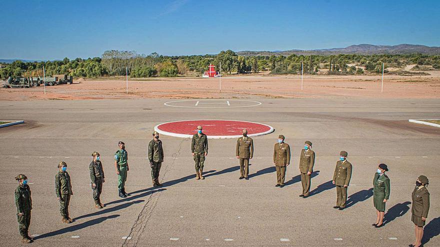 La base de Marines cumple medio siglo