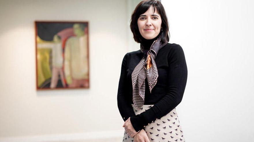 """Ana Diéguez-Rodríguez: """"El arte contemporáneo es tan ecléctico como la sociedad"""""""