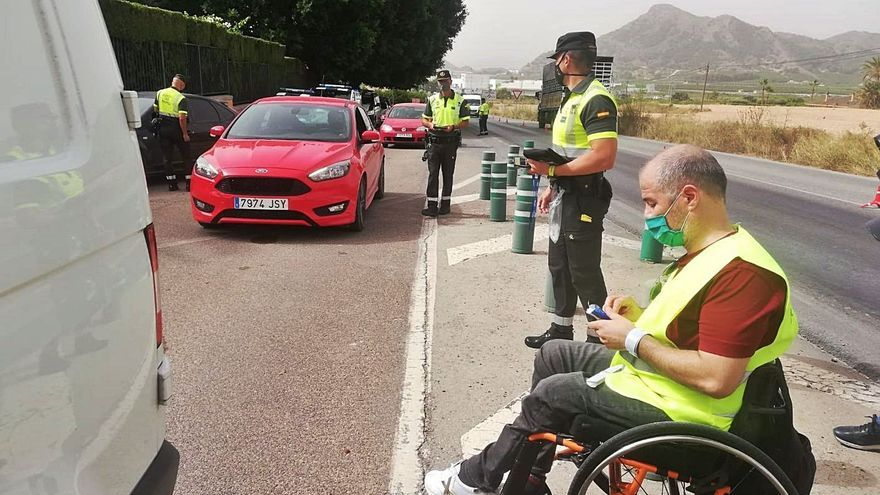 Galicia concentra 38 de los 500 tramos más peligrosos de la red secundaria de España