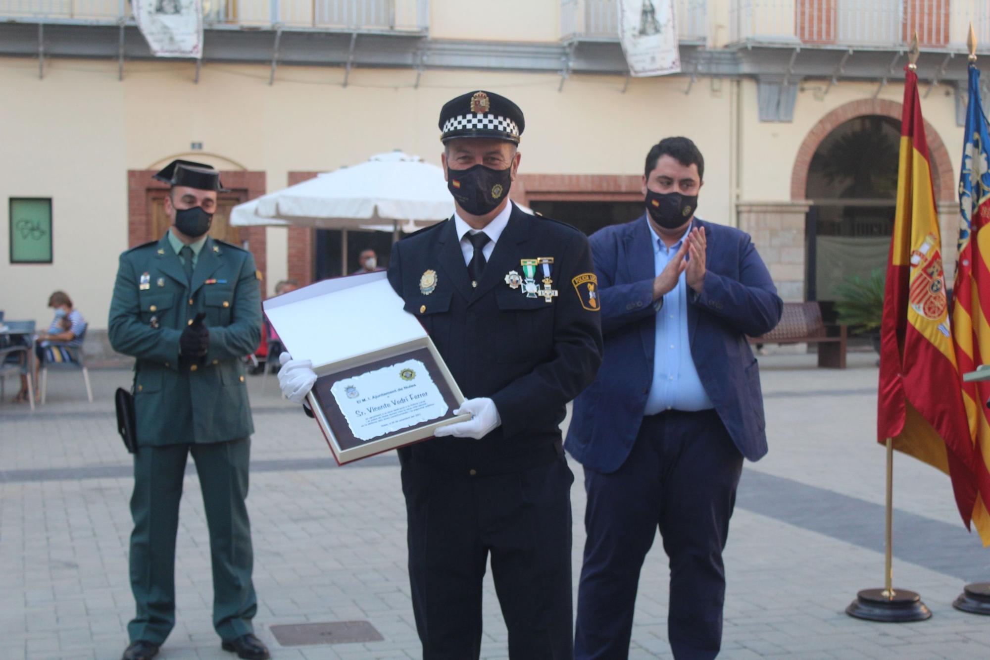 La Policía Local celebra San Miguel