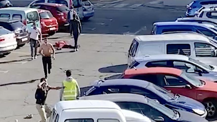Las peleas y los robos movilizan a vecinos y autoridades por la inseguridad en el Sur