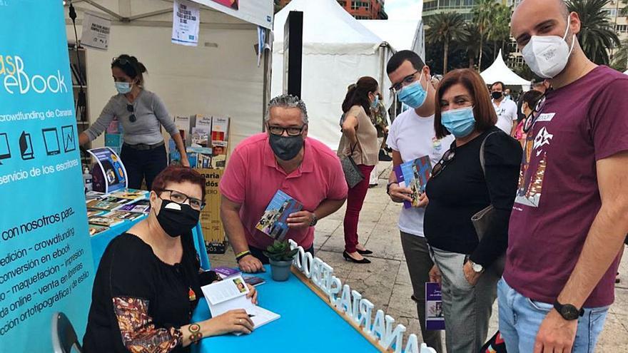 Pilar Ramos regresa al mundo literario