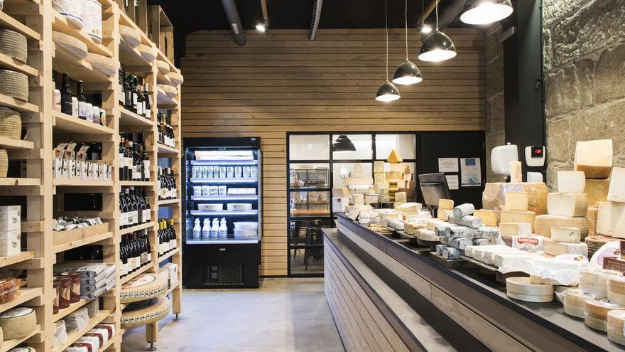 La gran apuesta por el queso artesano de Vigo cumple cinco años