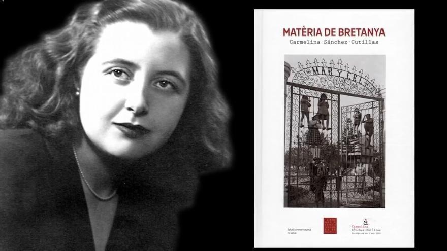 L'Acadèmia de la Llengua editarà l'obra completa de Carmelina Sánchez-Cutillas
