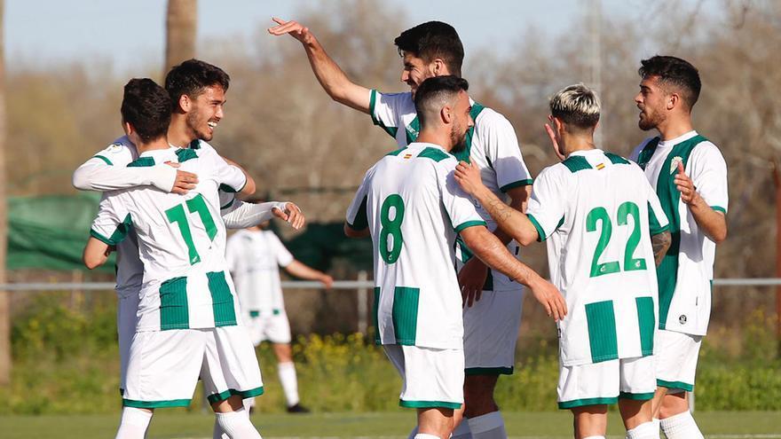El Córdoba B logra su pase matemático al 'play off' para la Segunda RFEF