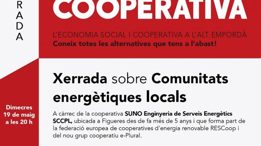Comunitats energètiques locals