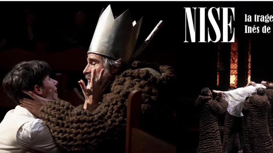 Nise, la tragedia de Inés Castro