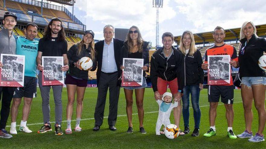 La Penyagolosa Trails y el Villarreal CF vuelven a unir sus caminos