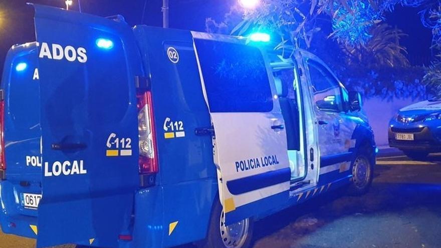 Desalojan una fiesta ilegal con unas 15 personas en una finca de La Orotava