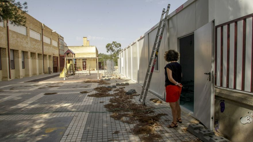Aprobada la licencia de obras para construir el colegio La Paz de Torrellano