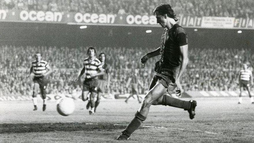 Del Granada líder a la Liga de Cruyff