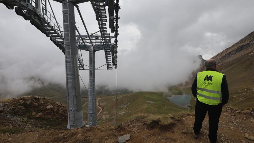 Castanesa acelera para superar los 80 km en pistas y duplicar esquiadores