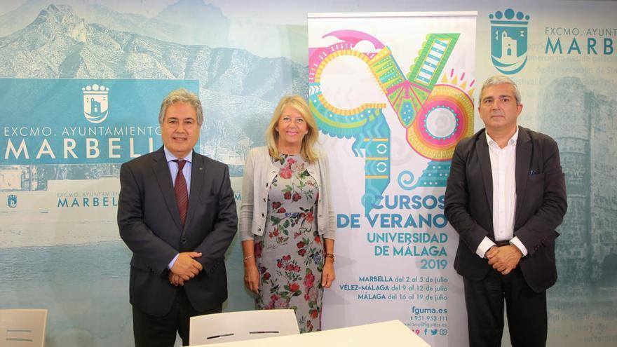 Hoy comienzan los Cursos de Verano de la UMA en Marbella
