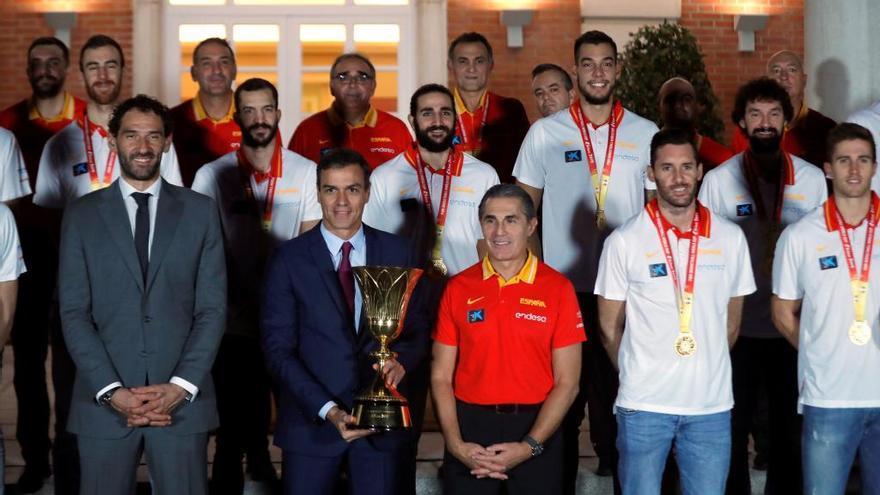La selección española iniciará en Málaga su preparación para Tokio 2020