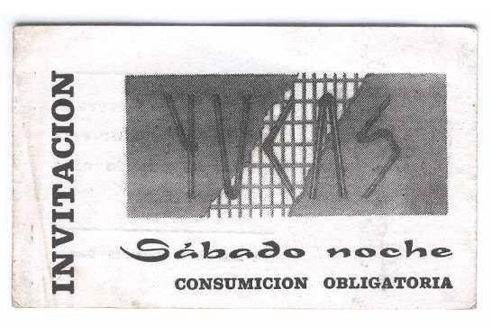 GALERÍA DE FOTOS   Recuerdos de una vida en la discoteca Yucas de Burriana