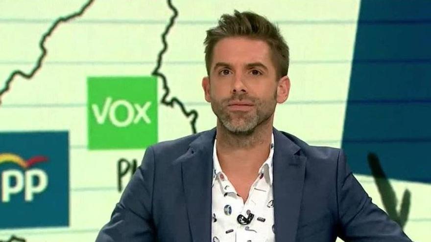José Yélamo sustituirá a Iñaki López como presentador de 'LaSexta Noche'