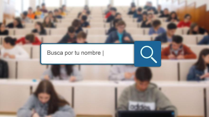 Buscador de notas de Selectividad en Galicia 2021: consulta los resultados de la ABAU