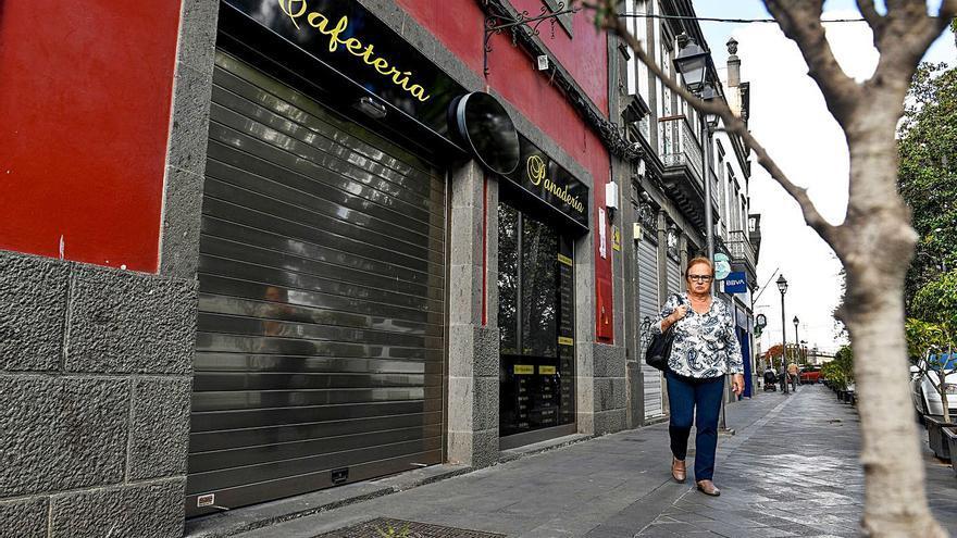 Arucas pone en marcha un plan de reactivación del comercio local