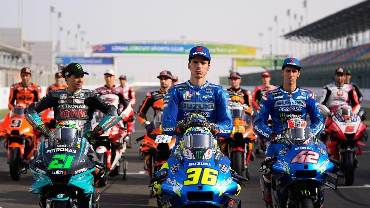 Arranca MotoGP esperando el regreso de Márquez