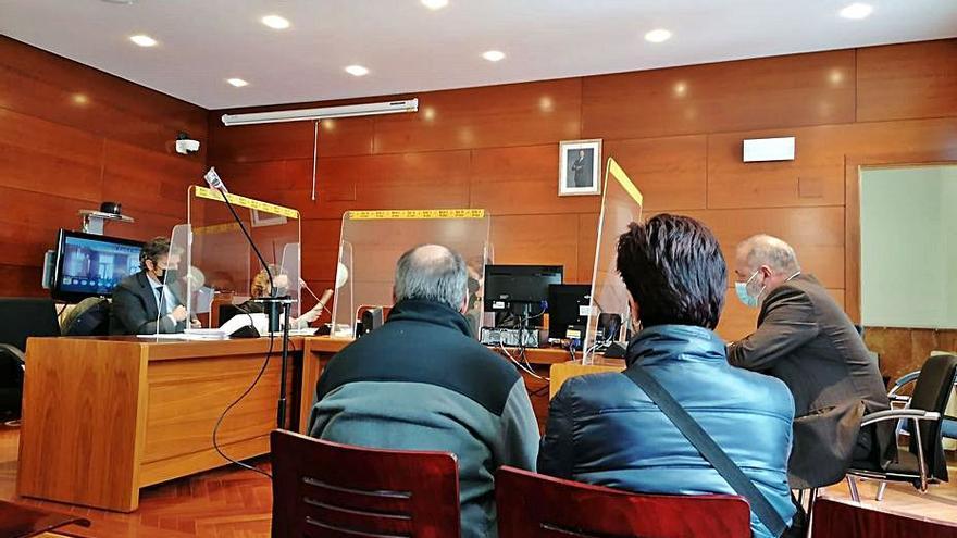 Piden 30 meses de prisión a una pareja zamorana por impedir el embargo de 3.639 euros