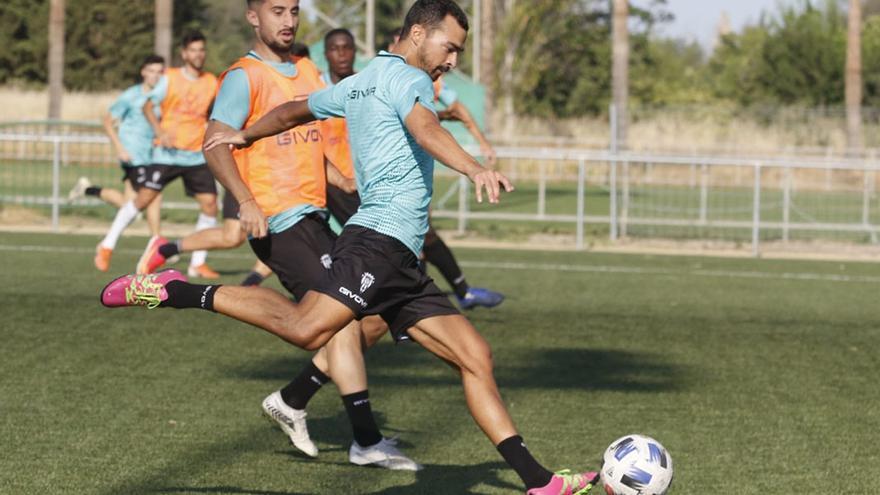 De las Cuevas y Willy marcan la senda al nuevo Córdoba CF