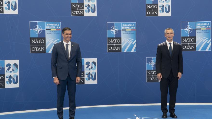 OTAN.- Espanya acollirà en 2022 la cimera de líders de l'OTAN