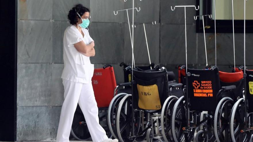 La curva de contagios se suaviza pero sin frenar una presión hospitalaria que ya supera el millar de pacientes