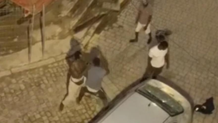 Vídeo   Una discusión por cinco euros acaba en Segorbe con una brutal pelea