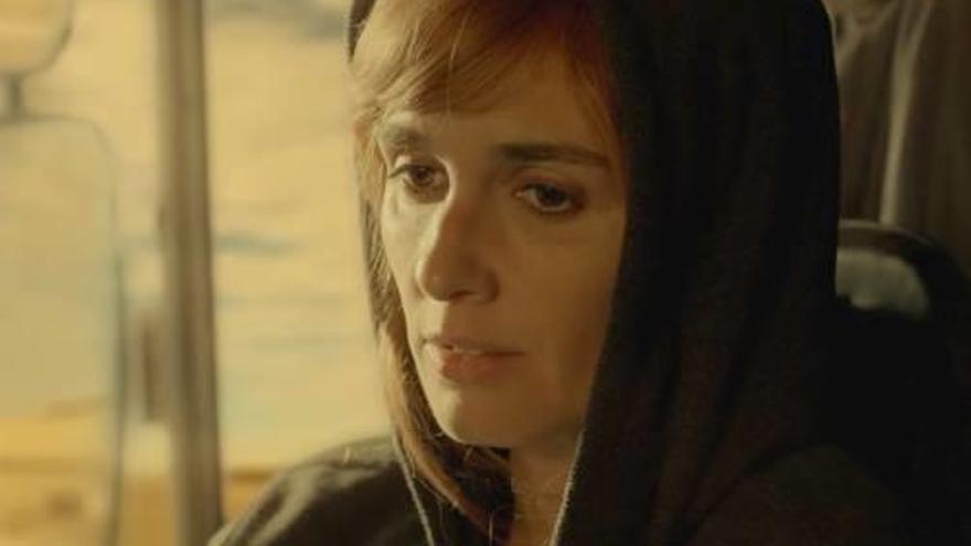 L'actriu Paz Vega és «La fugitiva» a La 1