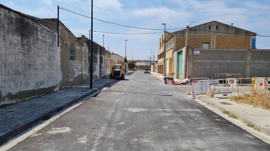 Ejea invierte en asfaltados más de 576.000 euros en los últimos dos años
