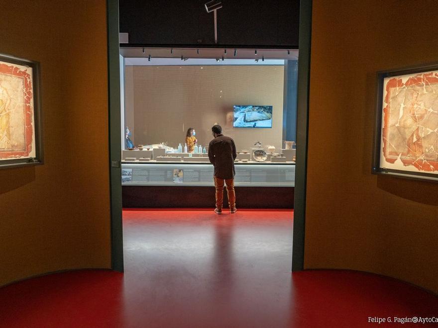 Una ventana a la memoria de Cartagena