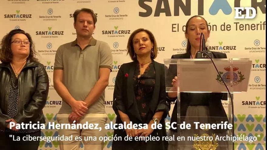 Hackron trae la creación del ciberejército de EEUU a Santa Cruz de Tenerife