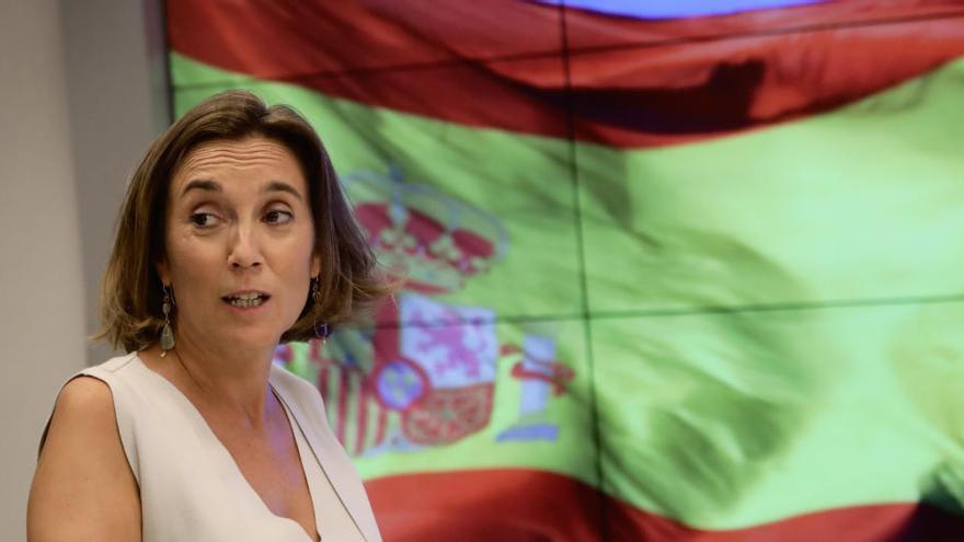 """Gamarra, tras los cambios del PP: """"El buen líder se adapta"""""""